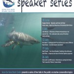 Save Our Seas Marine Conservation Speaker Series